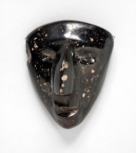 Obsidian Mask
