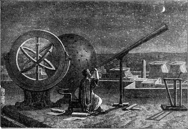 Observatory_in_Alexandria_at_the_Time_of_Hipparchus