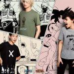 ユニクロの「週刊少年ジャンプ50周年記念Tシャツ」が結構いい件wwww(画像あり)