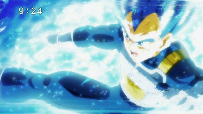 朗報ドラゴンボール超のベジータさん超サイヤ人ブルー2へ 超
