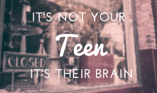 neuroscience of the teen brain
