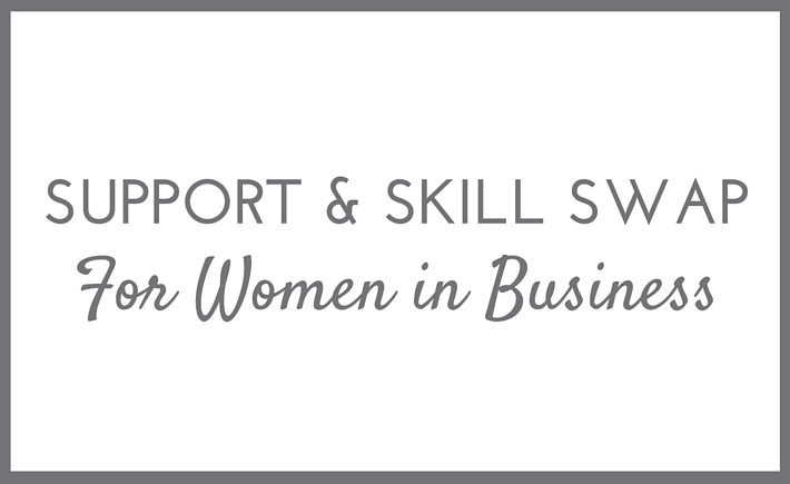 skill swap for women in business