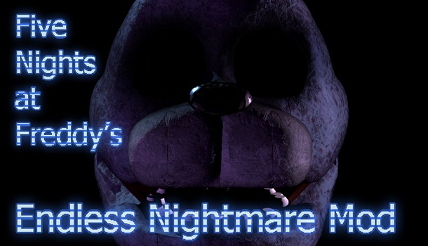 Five Nights At Freddys Endless Nightmare Mod Fan
