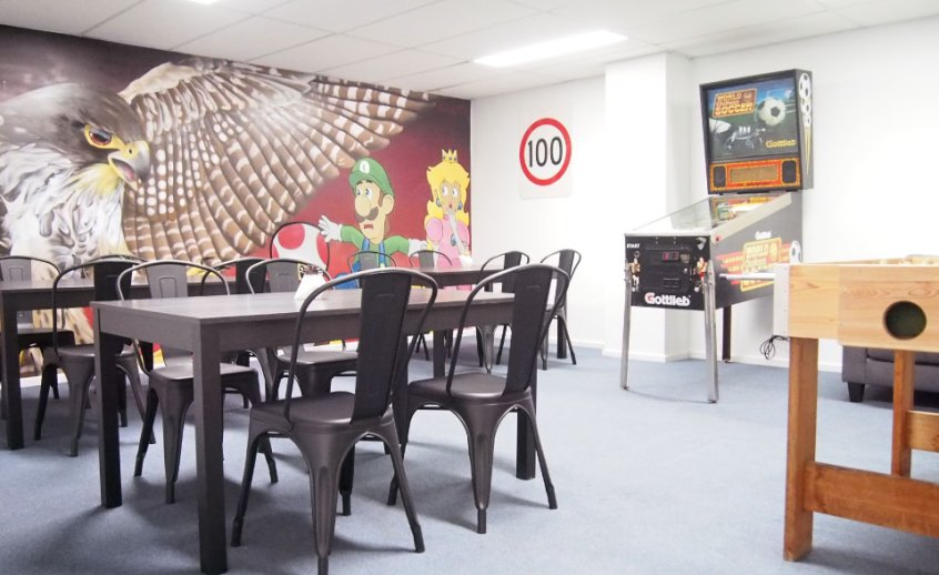 Jumpspace serviced office Brunswick