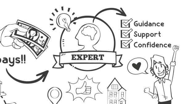 Experts in Explainer Videos
