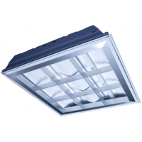 4 Lamp 2x2 Troffer Fixture - F17 - TechBrite - TechBrite ...