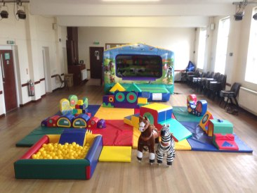 Jump with Jo - Soft play parties for Children, Penzance, Camborne, St Ives