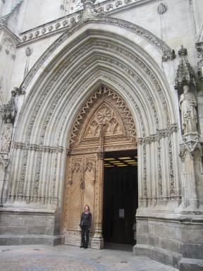 Santiago Cathedral of Bilbao2