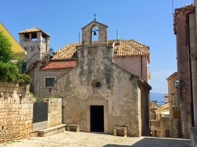 CHURCH Sveti Petar (14th Century Gothic Church