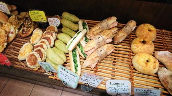 パネ・ポルチーニのパン2