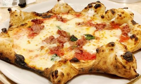 ダ ディグレのピザ3