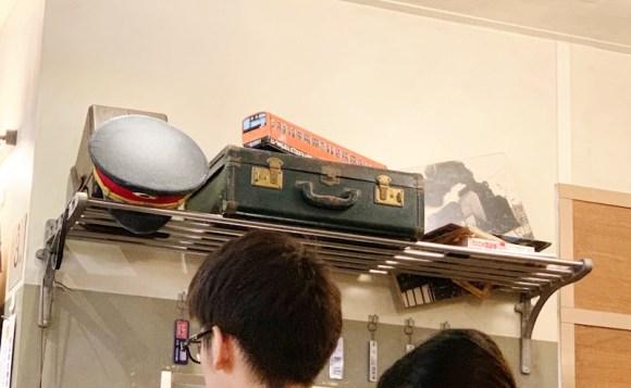 旧ヤム鐵道の店内5
