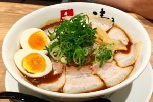 和dining清乃なんばラーメン一座店のラーメン2