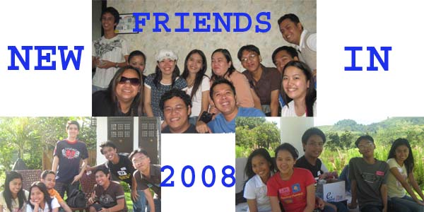 new friends in 2008