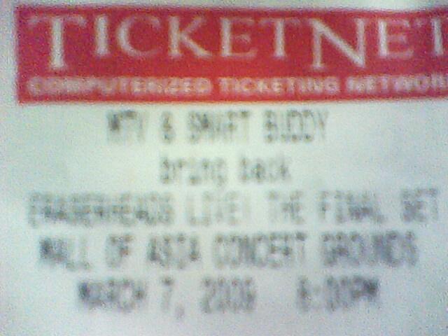 Eheads Ticket