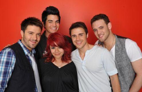 American Idol Top 5