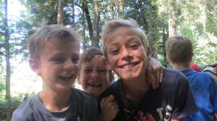 Gian, Linus & Patrick