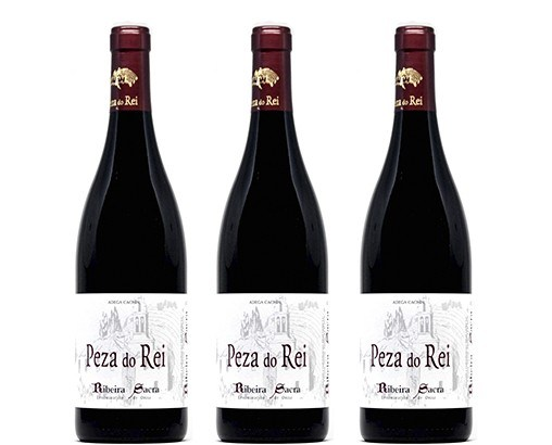 Peza do rei vino mencía