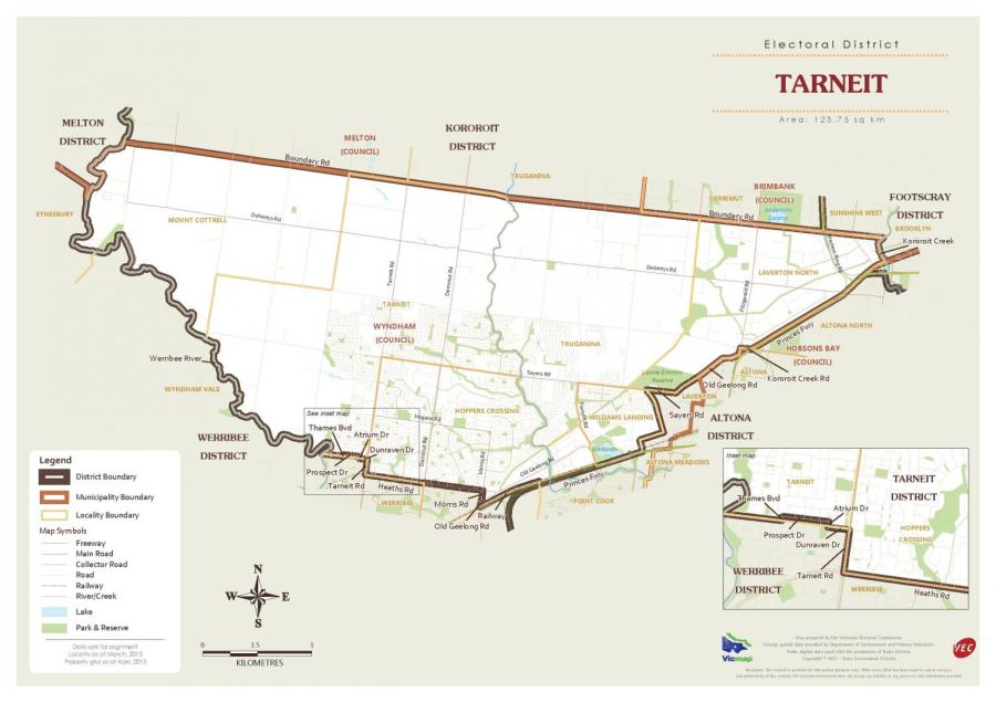 Tarneit: Crime and controversy