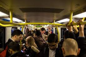 Melbourne train. Image: ABC