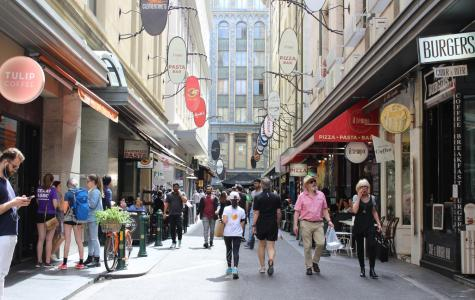 Melbourne: A booming population sees contentious projects grow