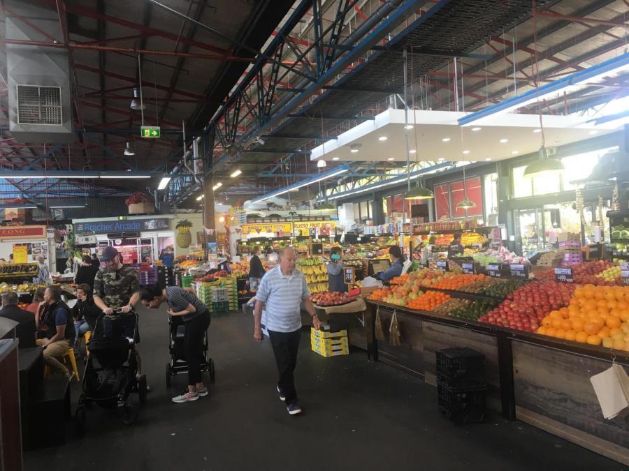 Prahran Market is essential to the community