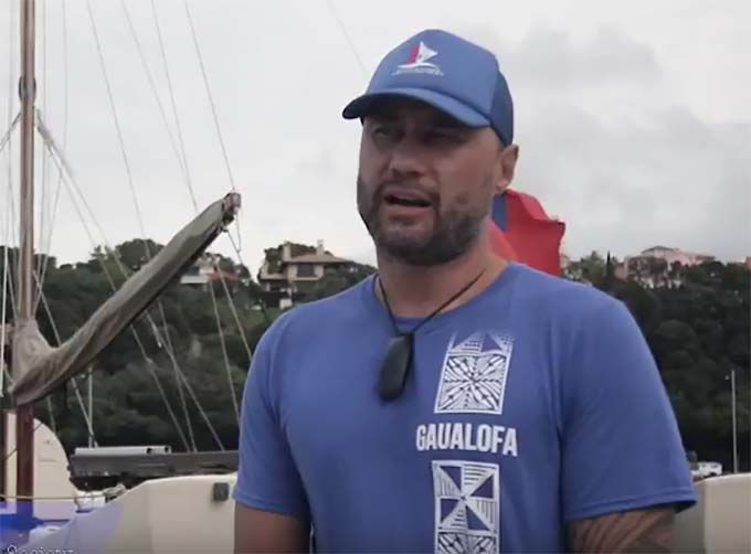 Waka (or va'a) voyager and environmental advocate Schannel Van Dijken talks about Pacific and Samoan ocean sailing traditions and the challenges of climate change.