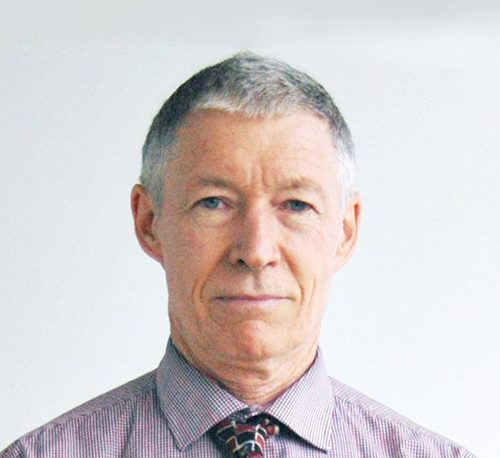 Greg De Maine says the two major party political system is broken.