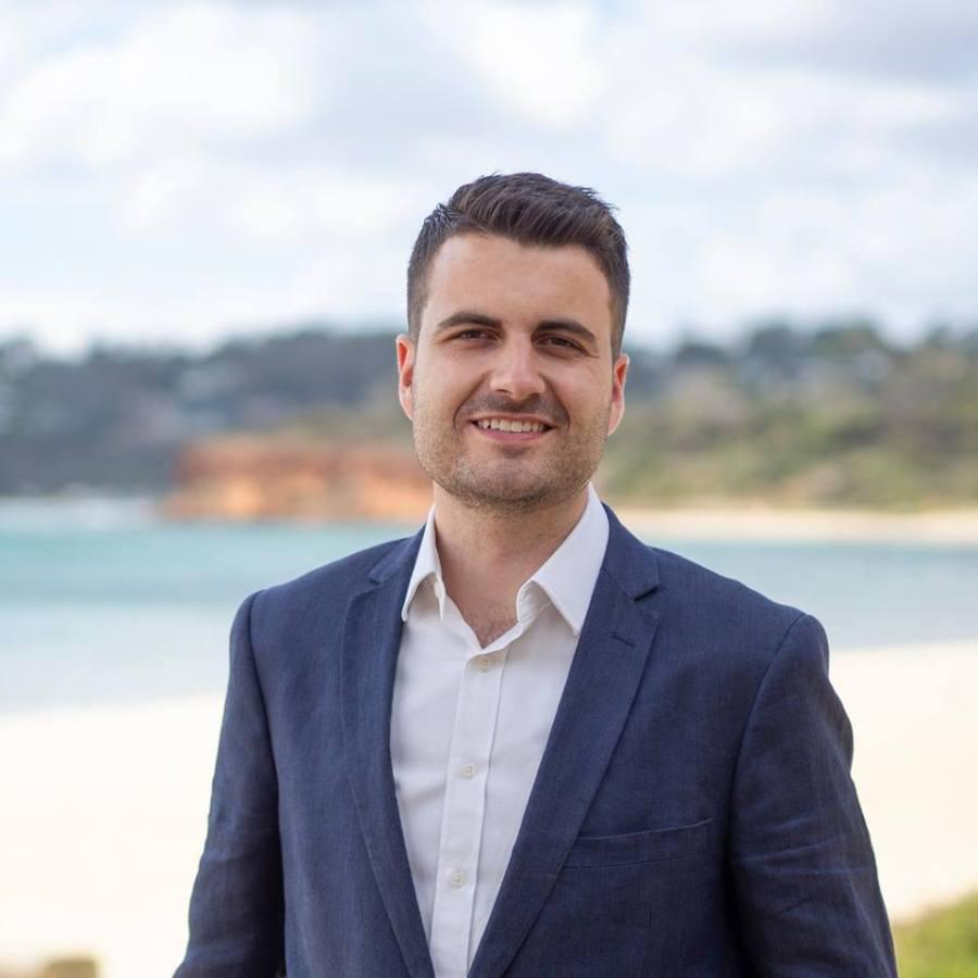 Joshua Sinclair -Flinders Labor candidate
