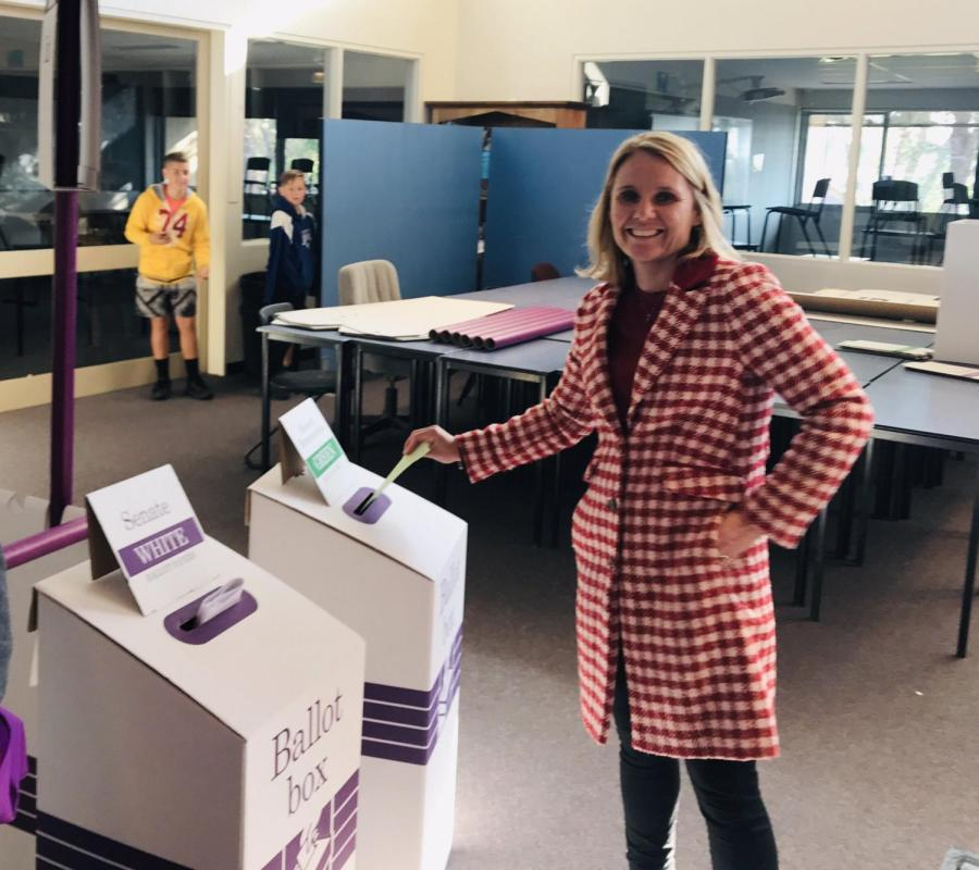 Dunkley+elects+its+first+female+MP