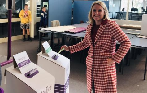 Dunkley elects its first female MP