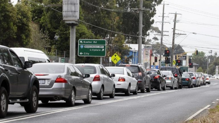 View from the hills: Too many cars, too few (affordable) homes