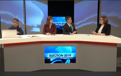 Election Night Blog