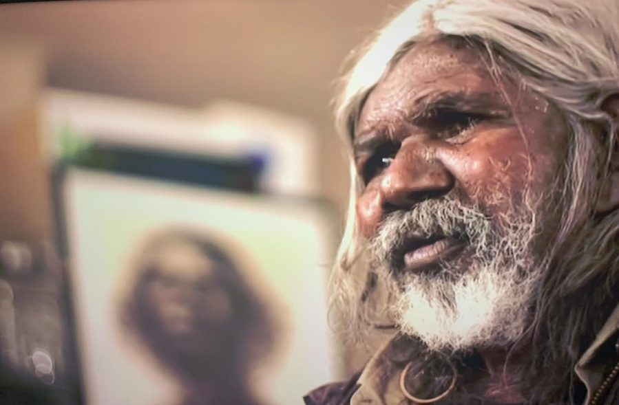 Actor+David+Gulpilil+revealed+he+has+lung+cancer%2C+while+being+honoured+at+the+NAIDOC+Awards.+Photo%3A+NITV%2FSBS%29