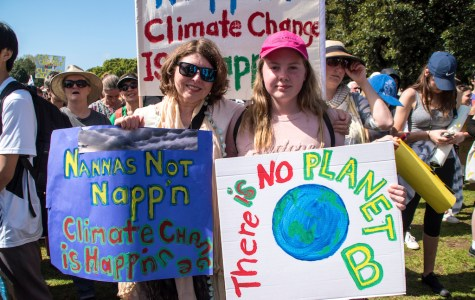 Nannas not napping, climate change is happening