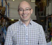 Asthma Foundation Brisbane regional manager Matthew Thurecht.