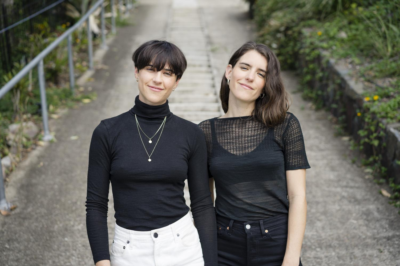 Seljak sisters, Karina and Sam.