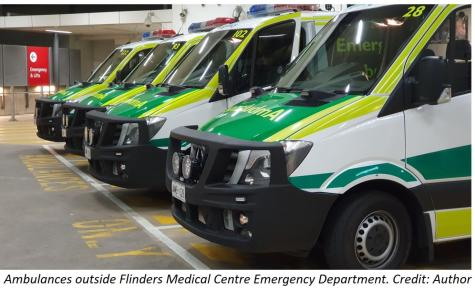 Code White – Inside an emergency department in crisis
