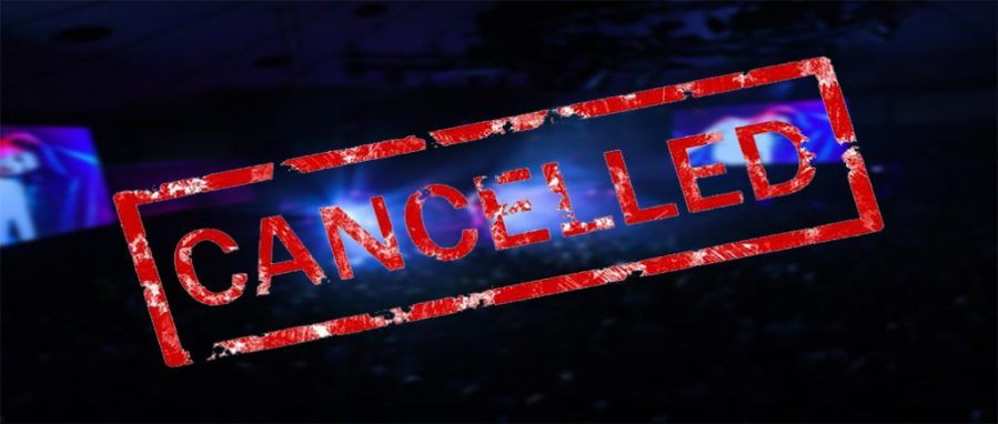 Live music: cancelled until further notice