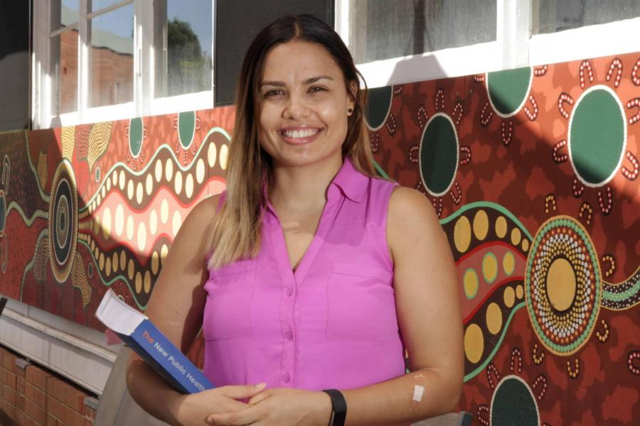 """""""The flu pandemic showed that the one-size-fits-all approach to public health emergencies are unlikely to work for our communities, so tailoring approaches to meet the needs of families is important: Kristy Crooks, Menzies School of Health Research at Charles Darwin University."""