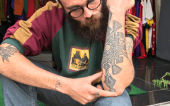 Redrawing history: The revival of Amazigh tattooing