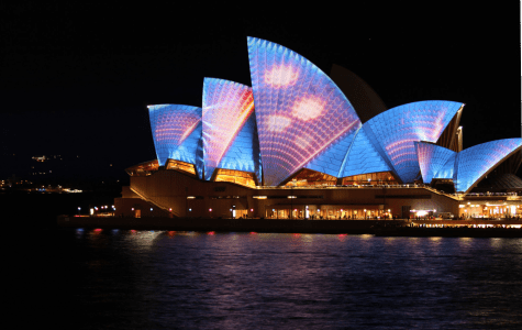 The Sydney Opera House. Photo: Nasya Bahfen