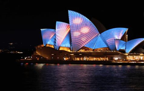 The Sydney Opera House. Photo: Nasya Bahfen