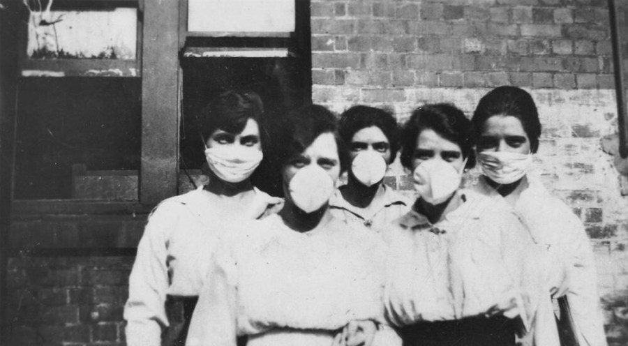Covid-19 and a timeline of deadly pandemics
