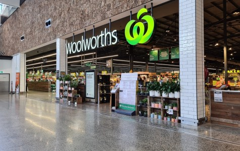 Woolworths supermarket at BrickWorks Shopping Centre. Photo: Ashleigh Bailey.