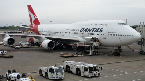 A Qantas aircraft. Photo: Jason Goulding (CC BY 2.0)