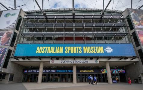 The Australian Sports Museum, Melbourne Cricket Ground Photo: Edward H Blake (CC BY 2.0)