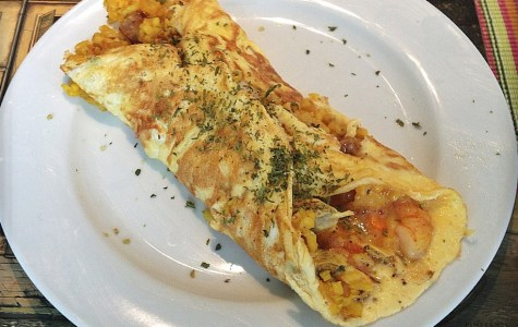 Omelettes are a nutritious, filling and easy meal for any time of the day. Photo by Randolph Croft, Flickr