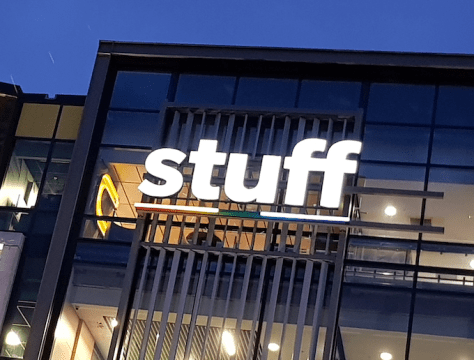 Stuff headquarters