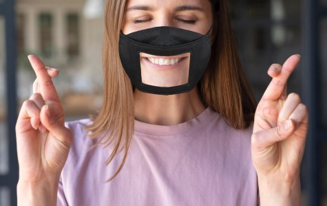 The 'inclusive face masks' allow for the visibility of crucial non-verbal clues such as lip reading and facial expressions.